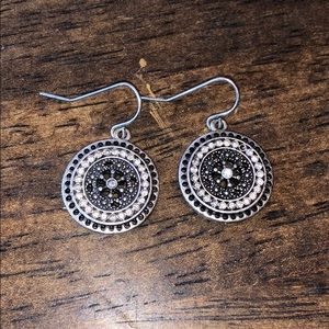 AE Silver earrings